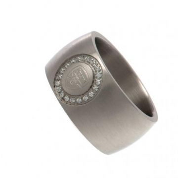 Arsenal Stone Set Ring Medium